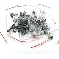 180PCS/LOT 18value*10pcs Polyester film capacitor Assorted Kit contains 2A104J 2A332J 2A472J 2A103J 2A333J 2A473J 2A563J 2A223J