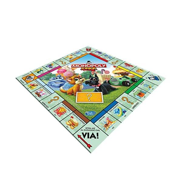 Hasbro Gaming- Monopoly Junior, Versione 2018, A6984456 2 spesavip