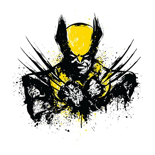X Men Logan Mutant Rage Women's Sweatshirt white