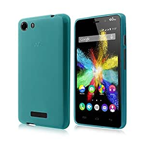 Coque Wiko Bloom 2, Ordica France®, Housse Wiko Bloom 2 Coque Gel Silicone Souple Protection AntiChoc Resistante Slim Etui Collection Accessoires [Jelly Case] - Coloris Bleu