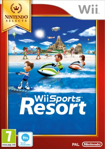 Wii Sports Resort - [Edizione: Francia]