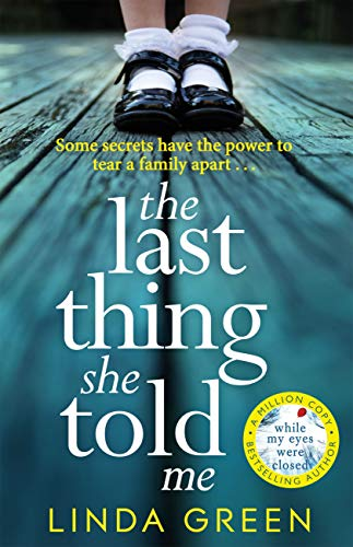 75d3081869 The Last Thing She Told Me: The Richard & Judy Book Club Bestseller by [