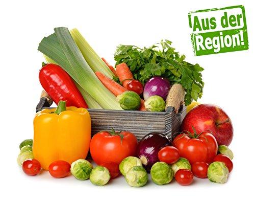 *Frisches regionales Obst & Gemüse*