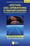 Gestion des Opérations d'Import-Export-Enoncé-Edition 2011