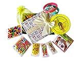 KRAFTZLAB Kit de création Enfants Perles émojis – 250 pièces – Le kit Ultime de création de Bracelets émojis – Un Coffret Cadeau Unique Les Filles