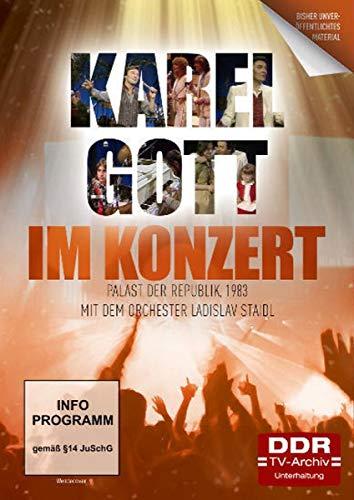 Karel Gott - Im Konzert 1983 mit dem Orchester Ladislav Staidl (DDR TV-Archiv)