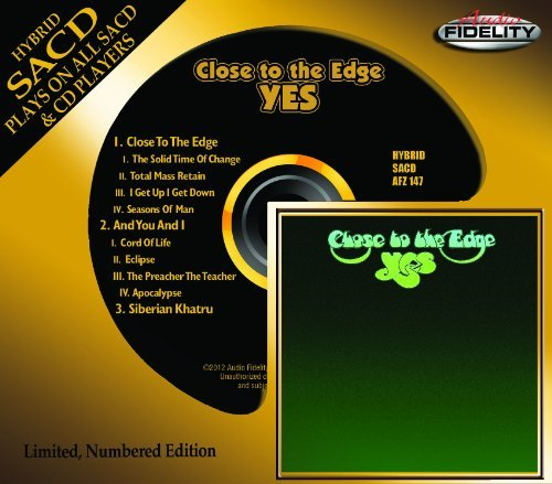 CLOSE TO THE EDGE by Yes (2013-03-05)