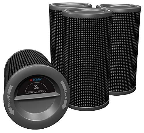 IQAir GC VOC Filterpatronen Set - Ersatzfilter für den IQAir GC VOC Luftreiniger