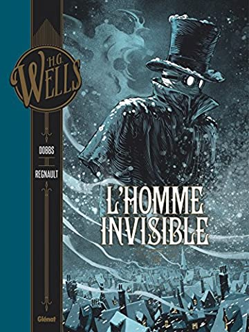 L'Homme invisible - Tome 01