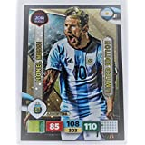 Panini Adrenalyn XL Road to World Cup 2018 - Lionel Messi Argentinien Karte Limited Edition