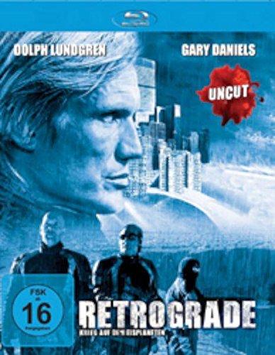 Bild von Retrograde (Uncut) [Blu-ray]