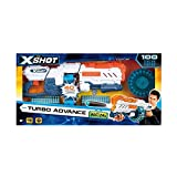 XSHOT- Turbo Advance Pistolet, 36136, Blanc