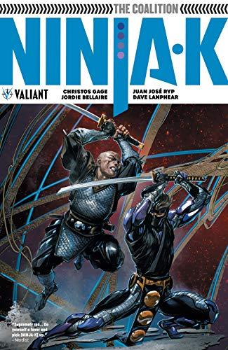 Ninja-K Vol. 2: The Coalition (English Edition) eBook ...