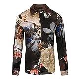 chemise femme chic voile imprimé fleurs willow