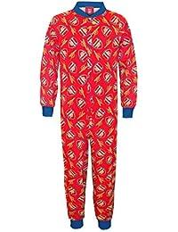 Arsenal FC - Pijama de una pieza para niños - Producto oficial