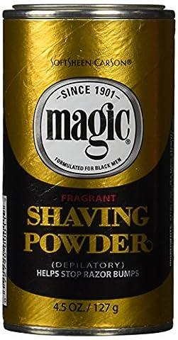 Magic Gold Shaving Powder 133 ml Fragrant (Puder)