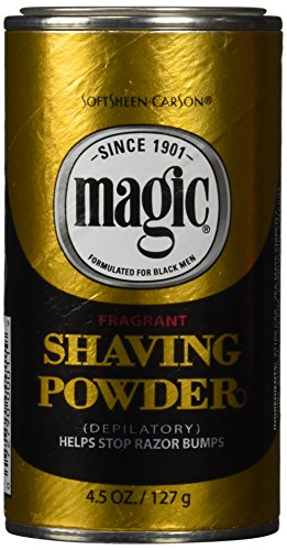 Magic Gold Shaving Powder 133 ml Fragrant (Puder)