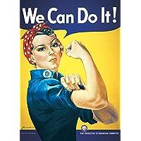 Empire 209757 - Póster con texto en inglés We Can Do It (91,5 x 61 cm)