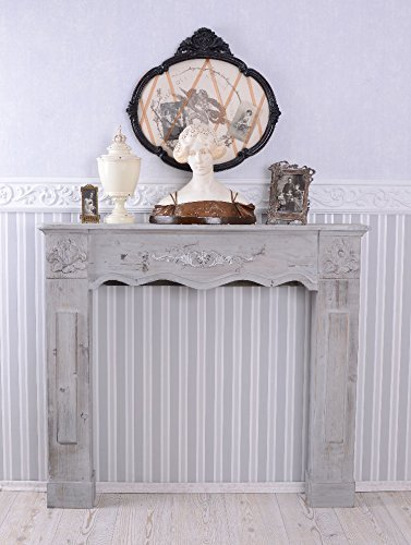 fireplace-console-antique-grey-fireplace-paneling-wood-burning-fireplace-country-style-chimney-palaz