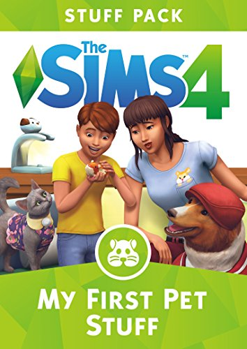 Die SIMS 4 My First Pet Stuff DLC | PC Download Origin Code