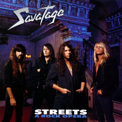 Savatage: Streets - a Rock Opera (Audio CD)