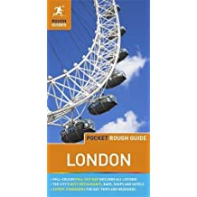 Pocket Rough Guide London (Rough Guide Pocket Guides) by Rob Humphreys (2013-02-04)