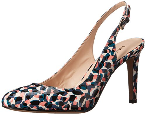 Nine West Holiday Pump Robe synthétique Synthetic Blue