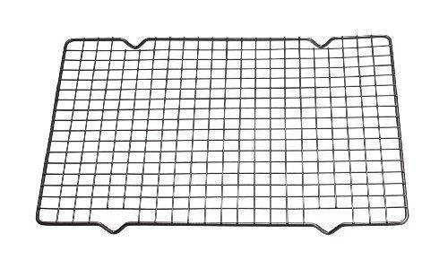 Abkühlgitter - zum Auskühlen - Antihaft - 34 cm x 24 cm - 2 cm hoch