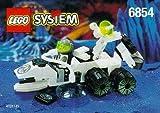 LEGO System Exploriens 6854 Boden-Kontaktor - LEGO