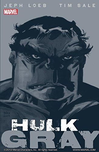 Image of Hulk: Gray
