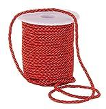 Kordel, Durchmesser 3mm, Länge 25Meter rot