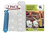 Pack 7 Bolsas Distintos Tamaños (Alta Resistencia)