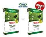 Simply Supplements Ginkgo Biloba 10,000mg Bundle Deal 120 Capsules in total from Simply Supplements
