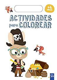 Actividades para colorear +6 par  YOYO