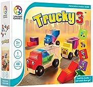 SmartGames 3 Traki Puzzle
