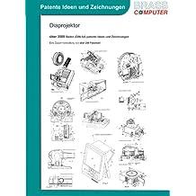 Diaprojektor, über 3500 Seiten (DIN A4) patente Ideen und Zeichnungen