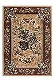 Lalee  347047154  Klassischer Teppich / Muster : Blumen / Beige / TOP Preis / Grösse : 190 x 280 cm