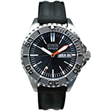 Barbos Sportmaster impermeable 100 ATM – 1000 M para hombre Diver watch-new- limited-