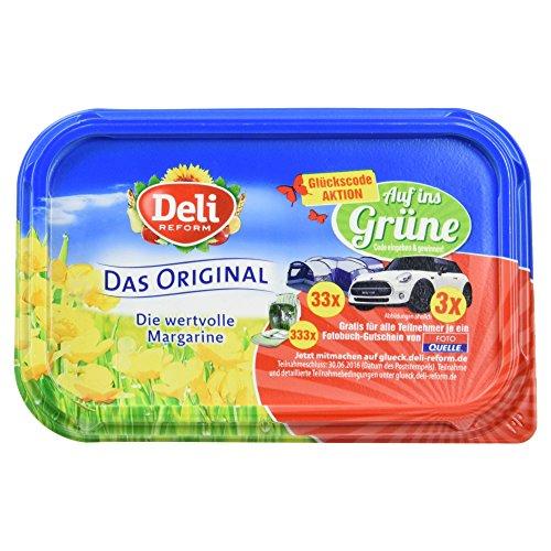 Deli Reform gesunde Margarine, 16er Pack (16 x 500 g)
