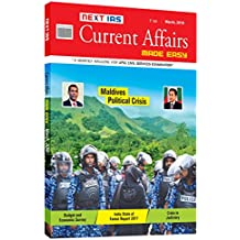 Current Affairs MADE EASY:March, 2018