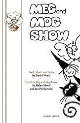 Meg and Mog Show (Acting Edition) by David Wood (2015-04-27)