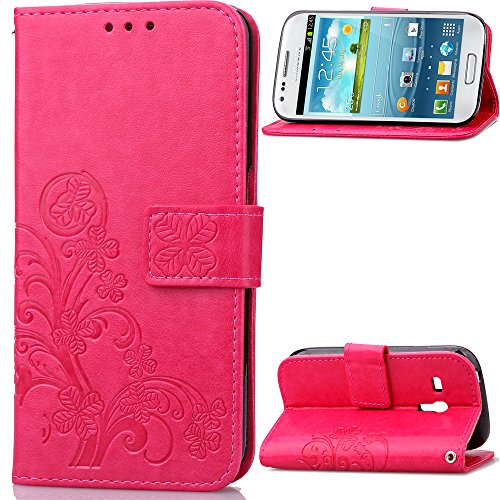 Custodia Samsung Galaxy S3 Mini Cover Red