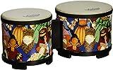REMO RH-5600-00 6/5 inch Rhythm Club Bongos