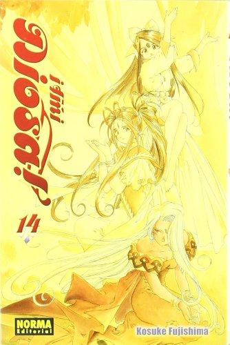 ¡AH, MI DIOSA! 14 (CÓMIC MANGA) por Kosuke Fujishima