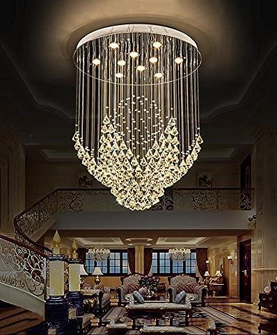 DG.99® Diamant Runde LED Kristall Licht Moderne Einfachheit Stilvolle Schlafzimmer