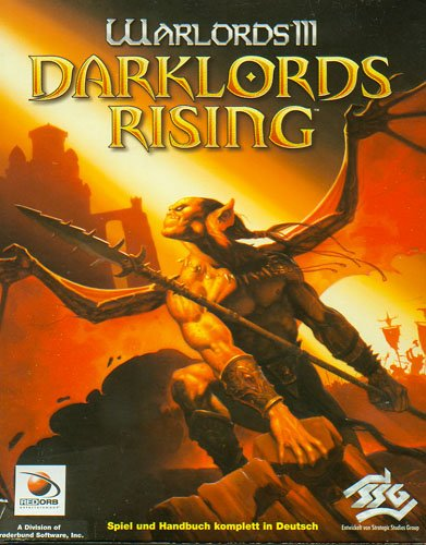 Warlords 3 - Darklords Rising