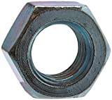 CH Fasteners 0934124 Tuercas Hexagonales DIN 934 M24, Zincado, Set de 50 Piezas