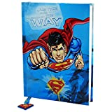 Dc Comics Superman Justice and The American Way Diario Scolastico 10 Mesi