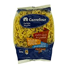 M Carrefour Pasta Farfalle - 400 gm