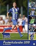 Hertha BSC Posterkalender - Kalender 2019 Bild